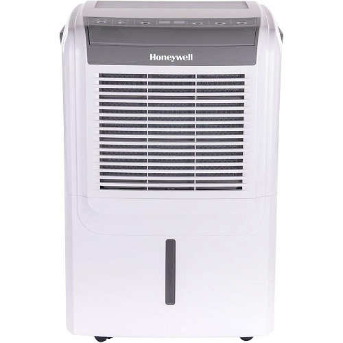 Spray dehumidifiers